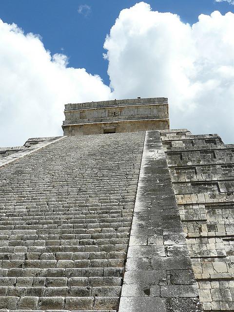 Chichén-Itzá-Mexico