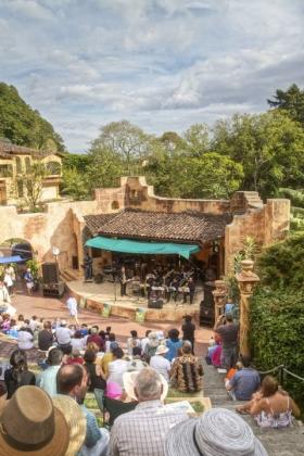 Boquete Panama concert