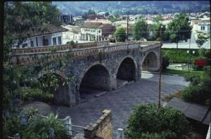 Cuenca Ecuador Bridge