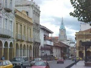 Cuenca Ecuador Street