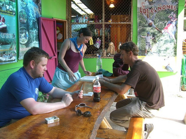 Work Abroad in Central America
