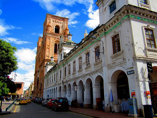 Best place to live in ecuador