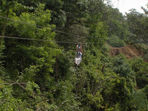 Canopy Tour in Nosara