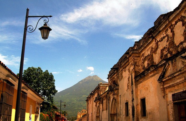 Antigua Guatemala best place to live in the world