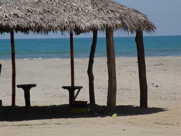 Canoa-Ecuador best place to live in the world