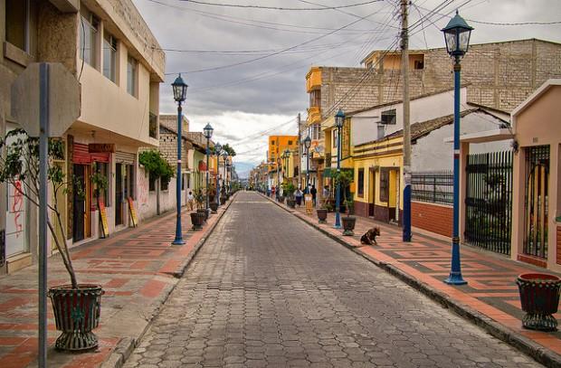 Cotacachi Ecuador