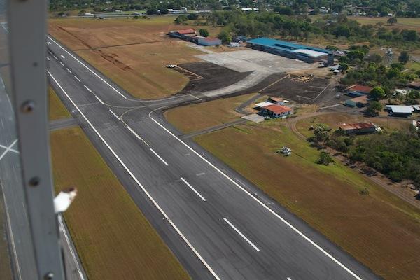 David Panama Airport Runway
