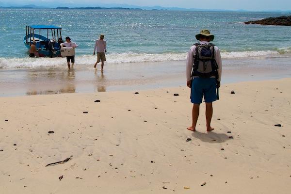 Bolanos Island - A short hop from Boca Chica