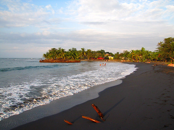 Is playa negra costa rica s most underrated beach town for Black sand beaches costa rica
