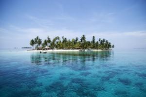 buy an island in panama