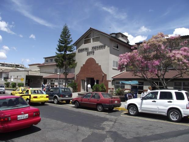 ecuador hospitals