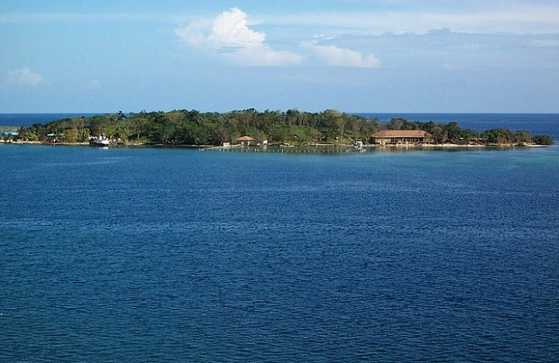 buying an island in Honduras