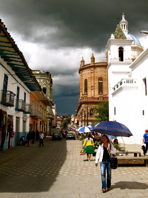 cuenca, ecuador weather